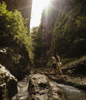 Hiking In Canaries Saint Lucia