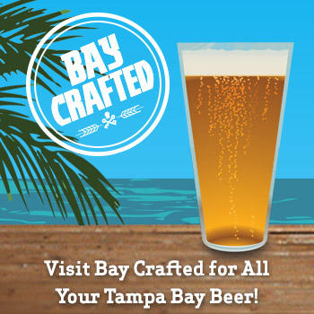 Visit Bay Crafted for All Your Tampa Bay Beer!