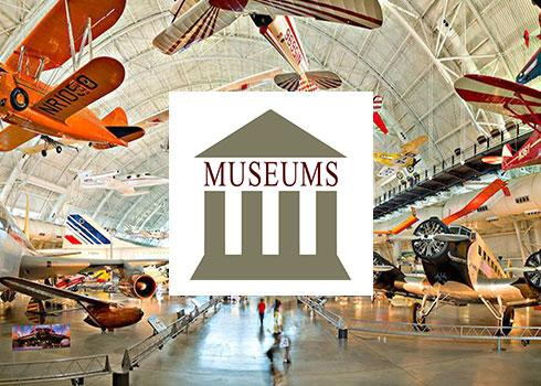 Museums - Spring Landing Page