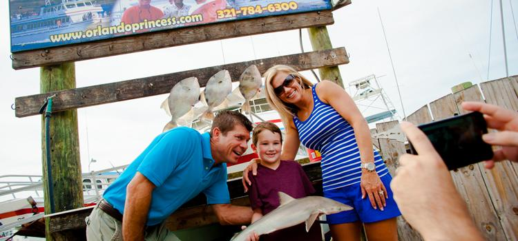 Fishing Charter at Port Canaveral