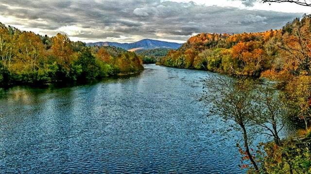 Fall James River - Fall Photo