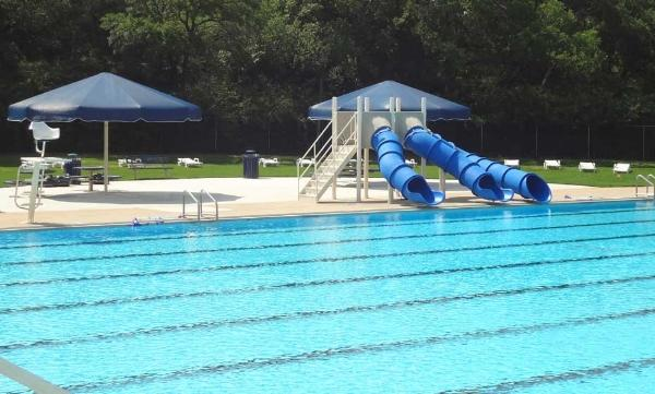 Forest Park Pool