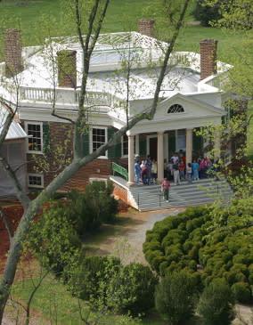 Thomas Jefferson's Poplar Forest