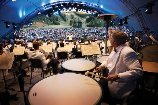 Deer Valley Summer Concert Symphony