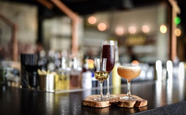 Cocktails at Red Ash Italia
