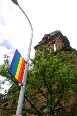Pride in Downtown Rochester