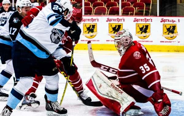 USHL Madison Capitols vs. Dubuque Fighting Saints