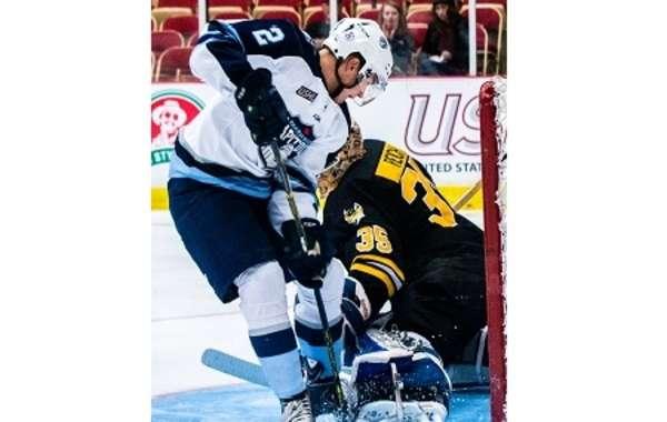 USHL Madison Capitols vs. Green Bay Gamblers