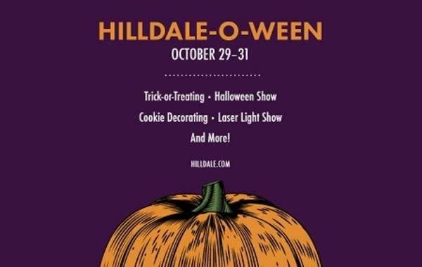 Hilldale-O-Ween