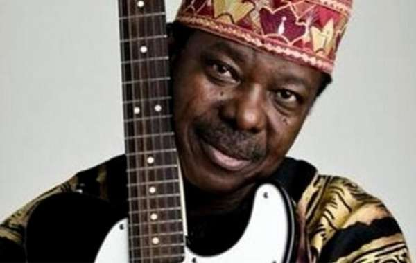 King Sunny Ade and His African Beats