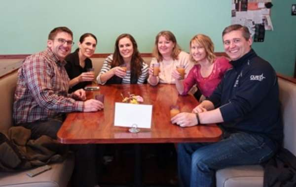 Madison Eats Food Tours: Atwood Brew & Chew Lunch Tour