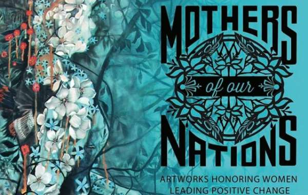 MOTHERS OF OUR NATIONS by FROM HERE TO HER Artist Collective