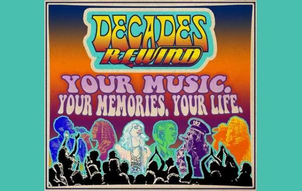 Decades Rewind - Madison