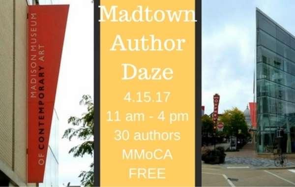 Madtown Author Daze