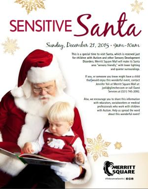 SensitiveSanta