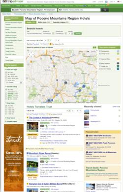 2015 Spring/Summer Online - Trip Advisor - desaki
