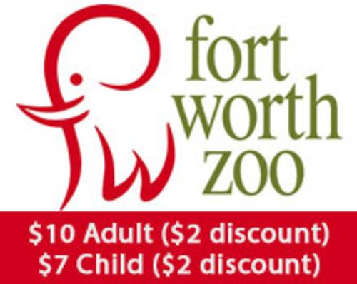 Fort Worth Zoo Tickets