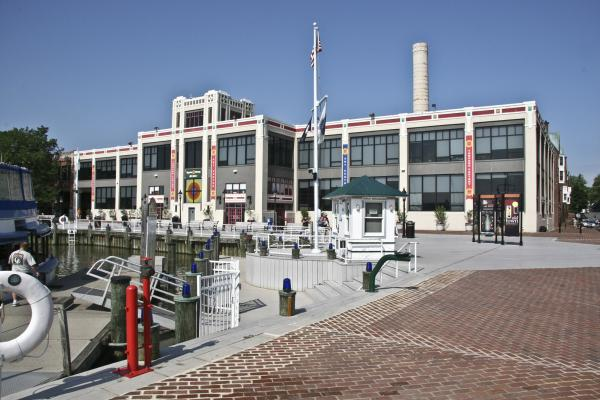 . Alexandria Torpedo Factory Art Center