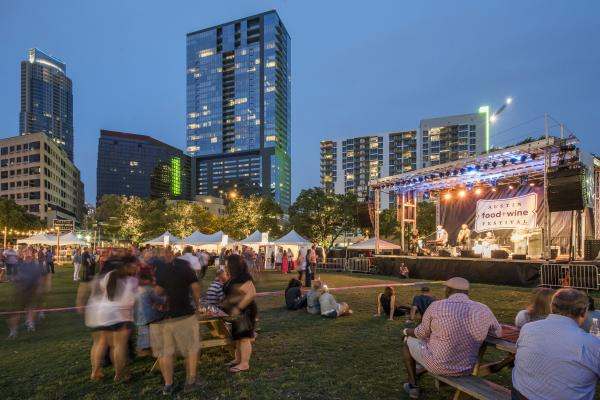 Central Texas Food And Wine Festival