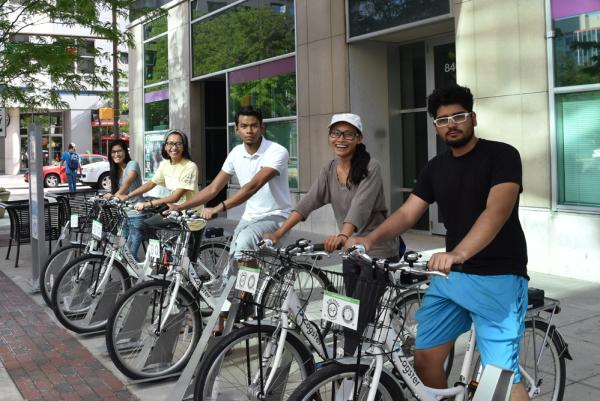 Bike Share Fort Wayne 2