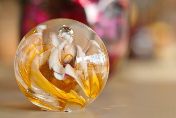 Glass Item at Fort Wayne Museum of Art