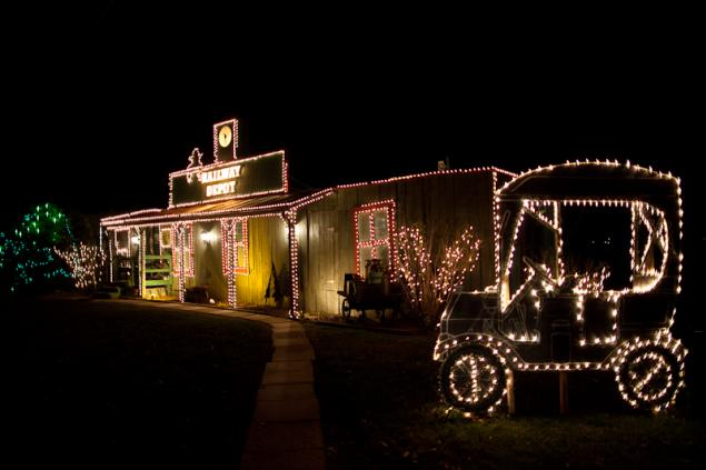 Overly's Country Christmas