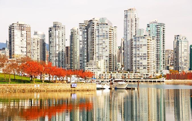 Yaletown Seawall