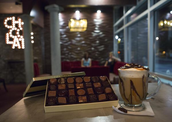 DeBrand Fine Chocolates Coffee - Downtown Fort Wayne Location