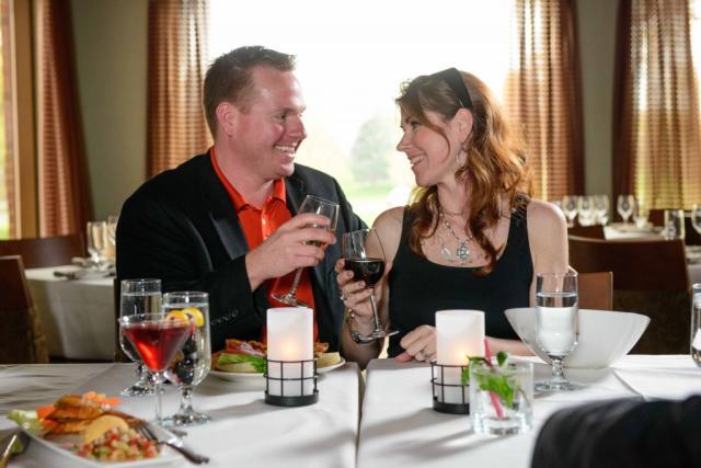 Restaurant Weeks Couple Alexandras