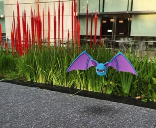 Pokemon at VMFA