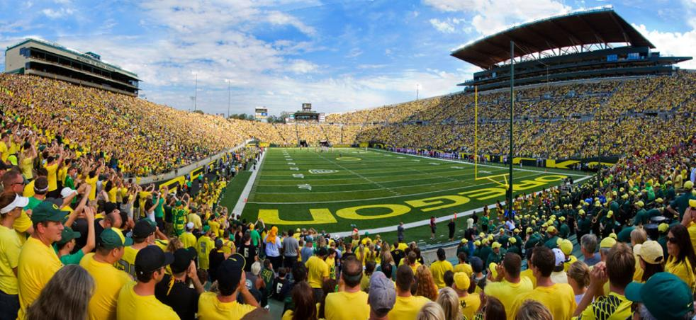 What are the requirements to attend university of Oregon?