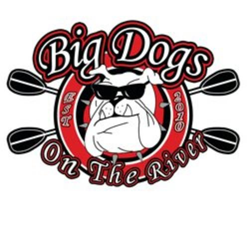 Big Dogs on the River