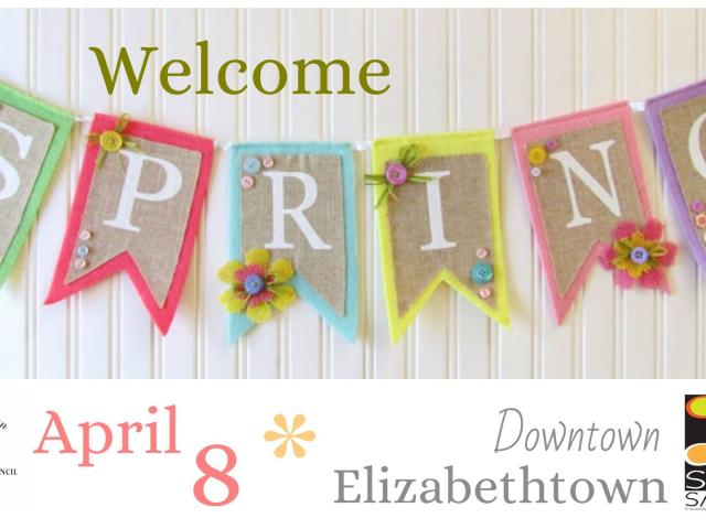 "Second Saturday's ""Welcome Spring"""