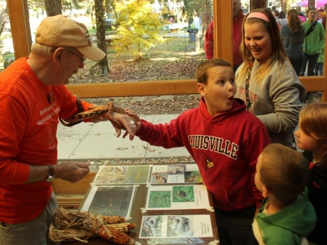 Eco Kids Discovery Days: Autumn Plant Bingo