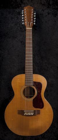 Bob Marley- 12 String Guil Guitar