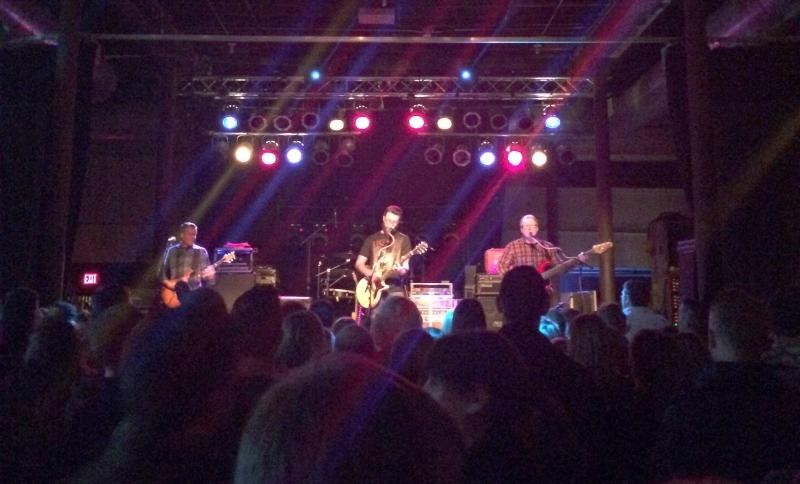 Concert at Wooly's in Des Moines Iowa