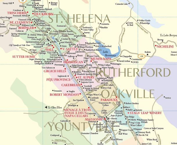 Napa Valley Planning Resources