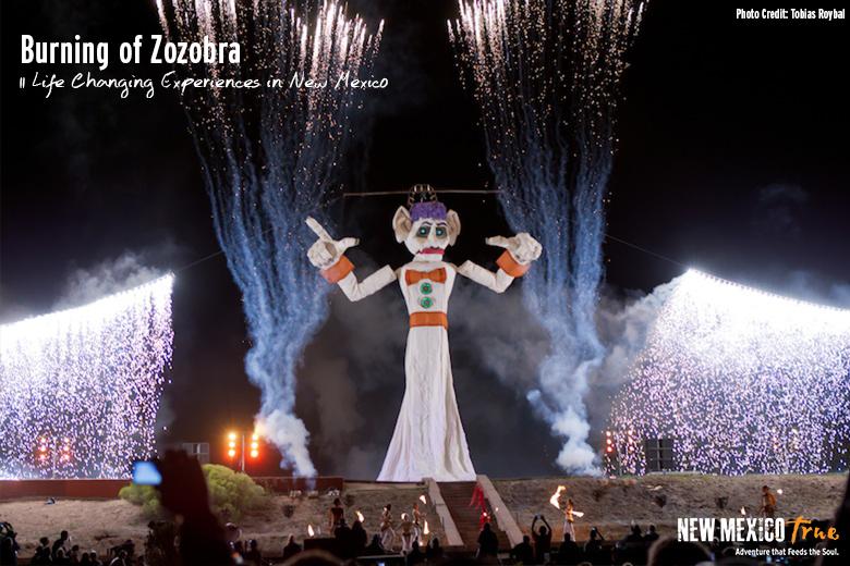 Burning of Zozobra