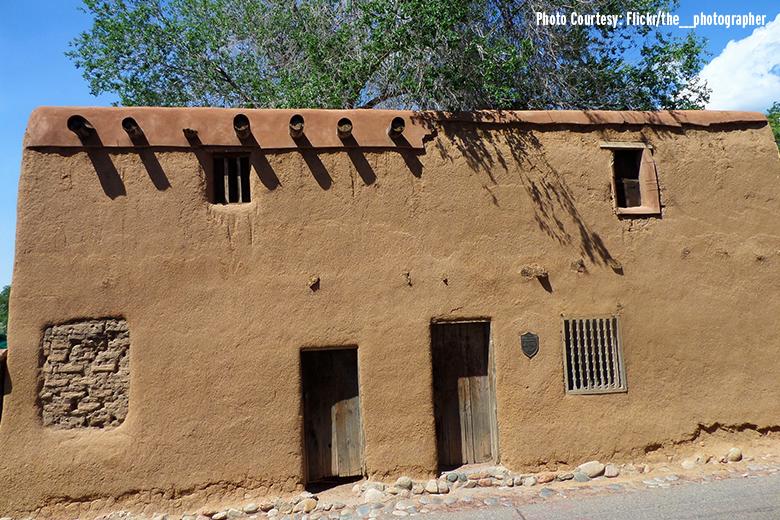 The Oldest House; Santa Fe