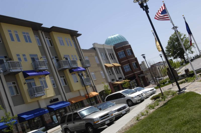 West Glen Town Center West Des Moines Shopping