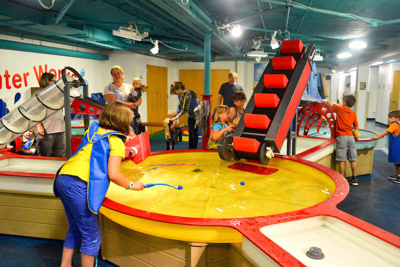 Eau Claire Children's Museum - Photo by: Kelsey Smith