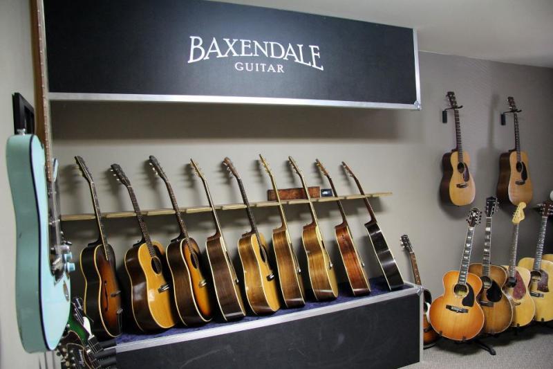 Baxendale Guitar