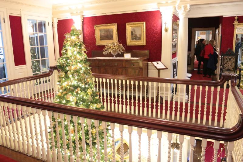 Blithewold Christmas 2016