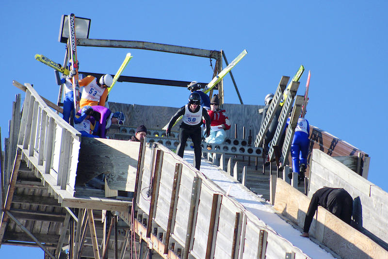 Silver Mine Ski Invitational - Photo by: Andrea Paulseth, Volume One