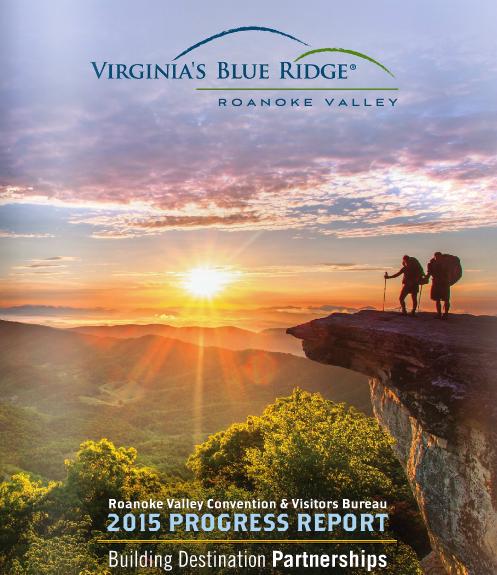 Virginia's Blue Ridge Progress Report