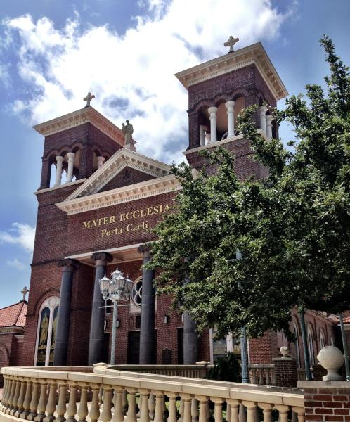 St. Anthony Cathedral Basilica in Beaumont, Texas