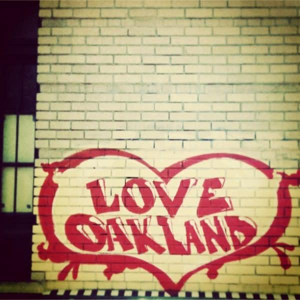 oakland love