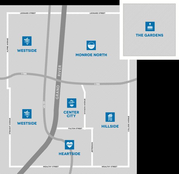 ArtPrize Map