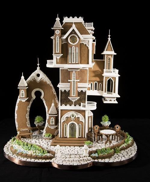 2016 Gingerbread Competition - Adult 1st Place
