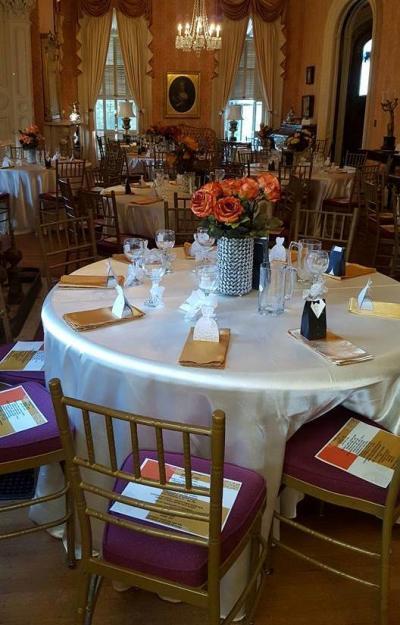 Hay House Wedding